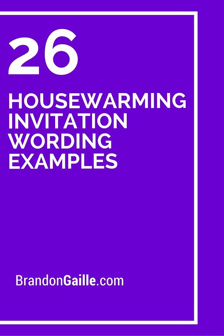 Housewarming Party Invitation Message Fresh 25 Best Ideas About Housewarming Invitation Wording On