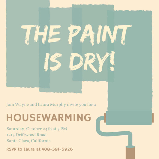 Housewarming Party Invitation Template Beautiful Customize 39 Housewarming Invitation Templates Online Canva