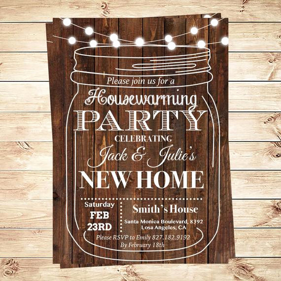 Housewarming Party Invitation Template Beautiful Housewarming Bbq Invite Housewarming Invitation Templates