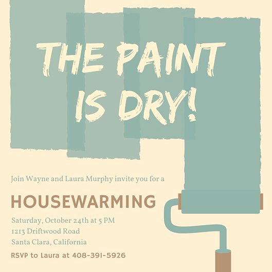 Housewarming Party Invitation Template Inspirational Housewarming Invitation Templates Canva