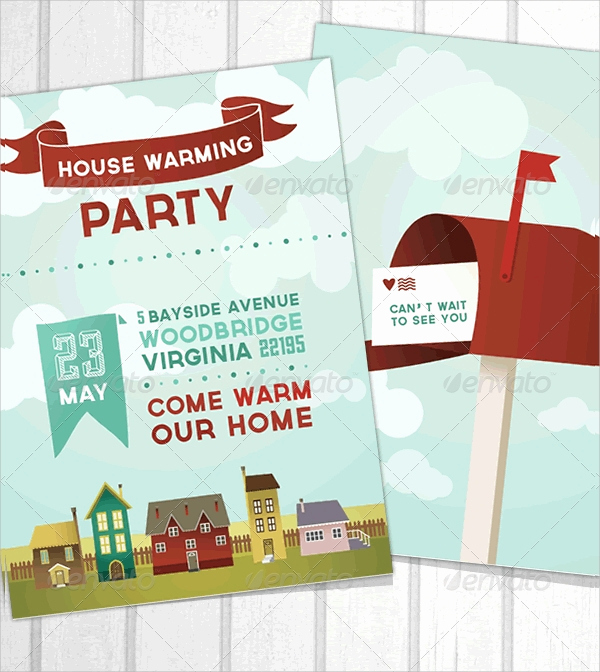 Housewarming Party Invitation Template Luxury 19 Housewarming Invitation Templates Psd Vector Eps