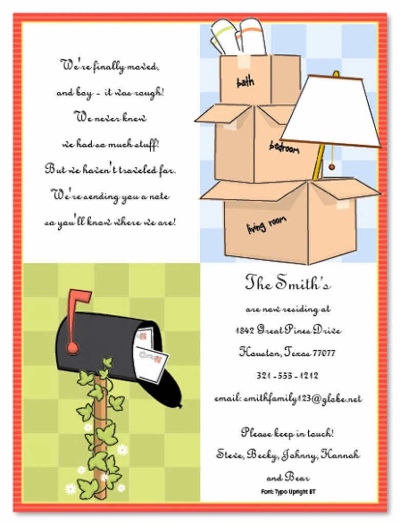 Housewarming Party Invitation Templates Inspirational Housewarming Invitations Templates