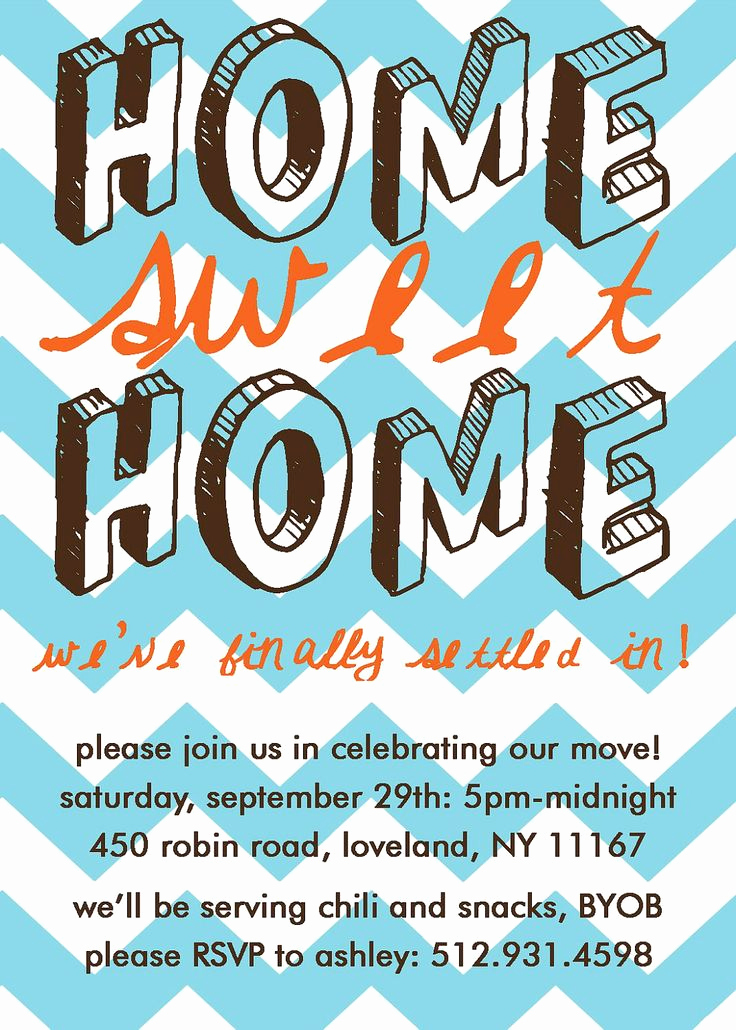Housewarming Party Invitation Templates Lovely 25 Best Housewarming Invitation Wording Ideas On