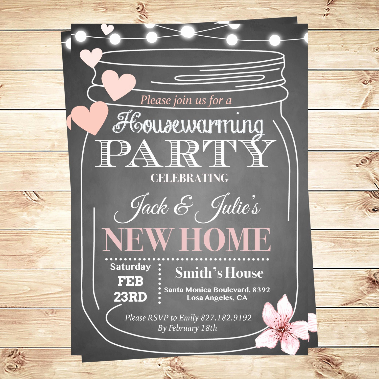 Housewarming Party Invitation Templates Luxury Housewarming Party Invitations Template by Diypartyinvitation