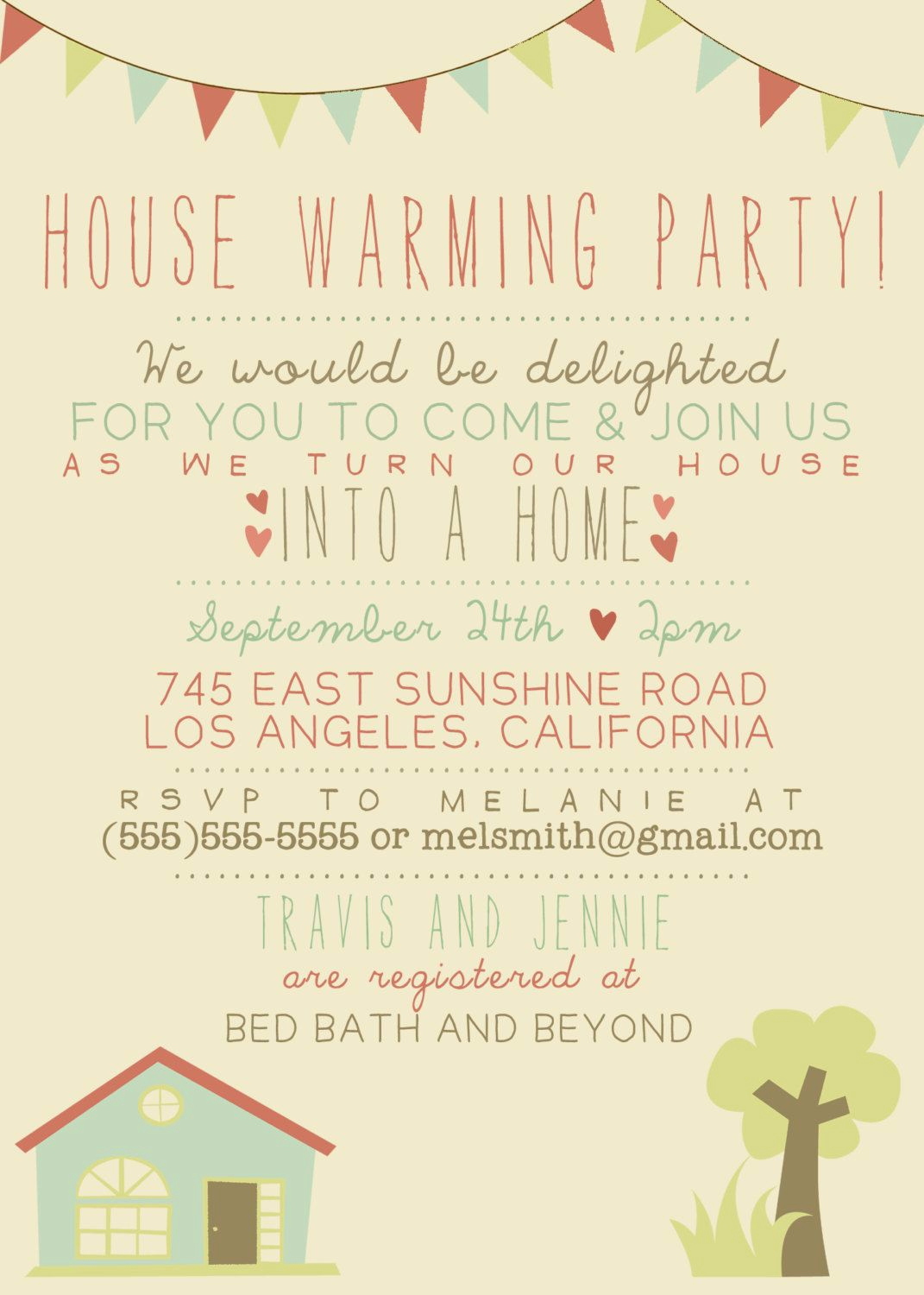 Housewarming Party Invitation Wording Best Of House Warming Party Invitation Printable Custom Diy