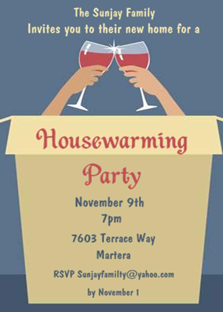 Housewarming Party Invitation Wording Fresh Housewarming Invitations New Selections Summer 2019