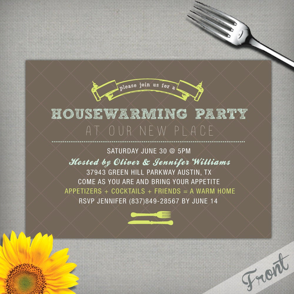 Housewarming Party Invitation Wording Inspirational Diy Fun Housewarming Party Invite Digital Ready to Print