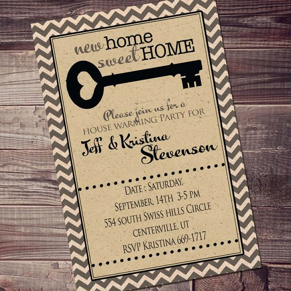 Housewarming Party Invitation Wording Inspirational New Home Invitation House Warming Party Invitations New