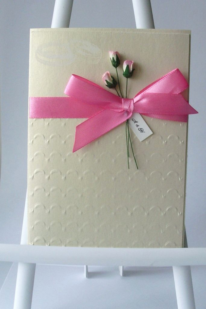 How to Make Homemade Invitation Fresh 1000 Ideas About Wedding Cards Handmade On Pinterest