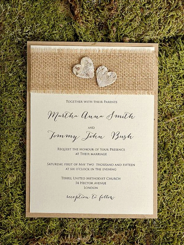 How to Make Homemade Invitation Inspirational 25 Best Ideas About Homemade Wedding Invitations On