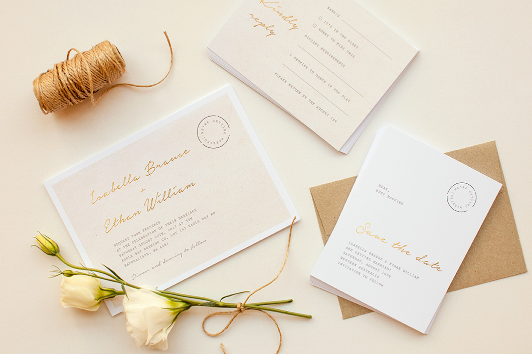 How to Make Homemade Invitation Unique to Diy or Not to Diy Get the Handmade Wedding