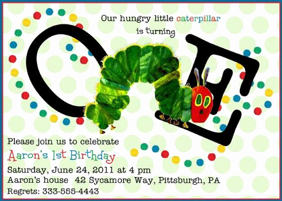 Hungry Caterpillar Invitation Template Elegant Hungry Caterpillar Bday Thread Babycenter