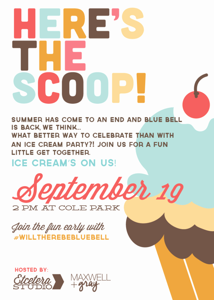 Ice Cream social Invitation Wording New End Of Summer Ice Cream social