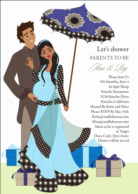 Indian Baby Shower Invitation Best Of Indian Baby Showers Indian Baby and Baby Shower