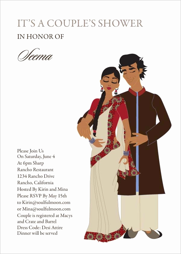 Indian Baby Shower Invitation Luxury Best 25 Indian Baby Showers Ideas On Pinterest
