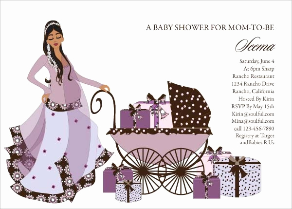 Indian Baby Shower Invitation Unique 1000 Images About Indian Baby Showers On Pinterest