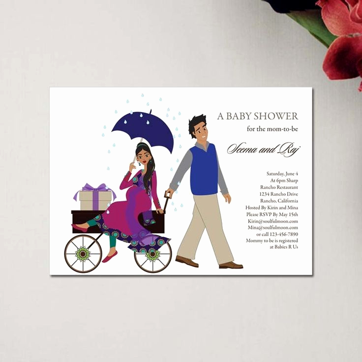 Indian Baby Shower Invitation Wording Awesome 25 Best Ideas About Indian Baby Showers On Pinterest