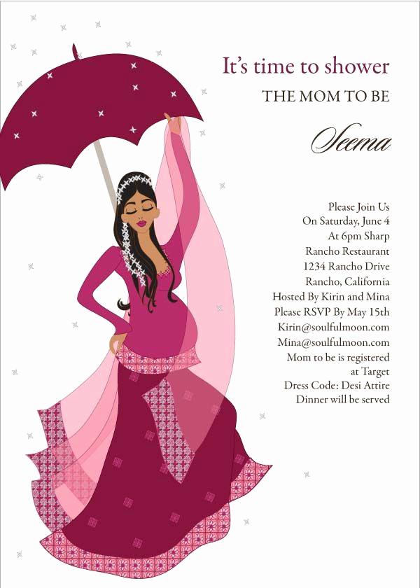Indian Baby Shower Invitation Wording Luxury Best 25 Indian Baby Showers Ideas On Pinterest