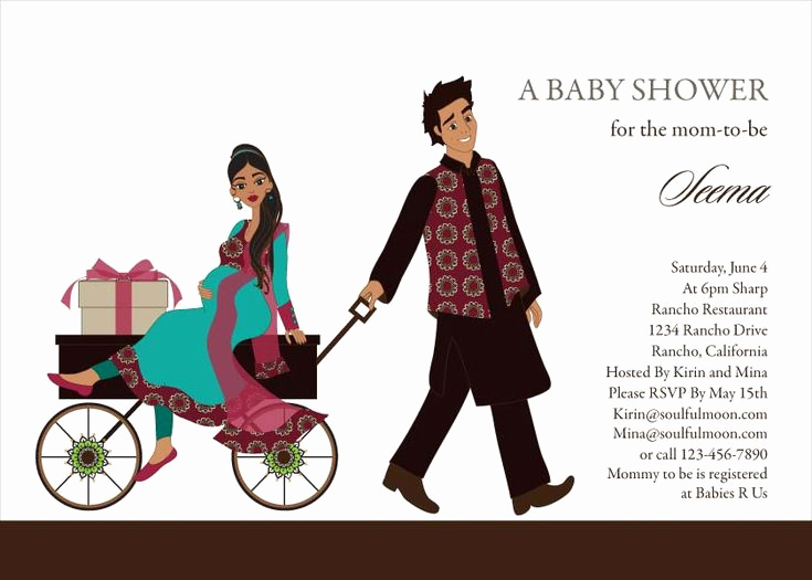 Indian Baby Shower Invitation Wording New 1000 Images About Baby Shower On Pinterest