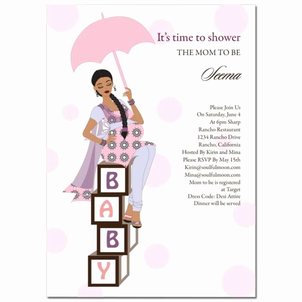 Indian Baby Shower Invitation Wording New Indian Baby Shower Invitation Message – Party Xyz