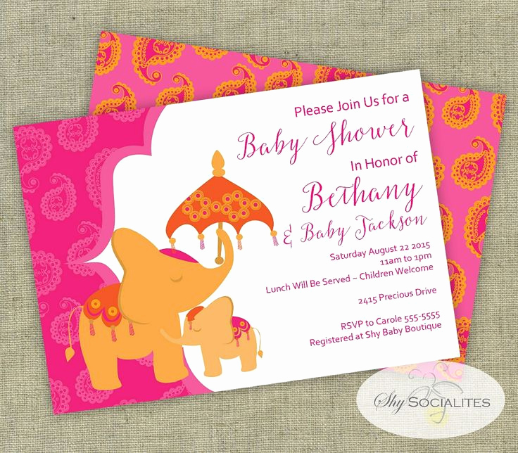 Indian Baby Shower Invitation Wording Unique 25 Best Ideas About Bollywood Baby Shower On Pinterest
