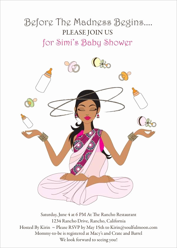 Indian Baby Shower Invitation Wording Unique 25 Best Ideas About Indian Baby Showers On Pinterest