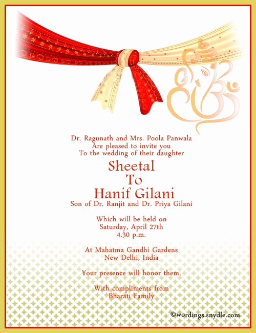 Indian Engagement Invitation Wording Awesome Best 25 Indian Wedding Invitation Wording Ideas On