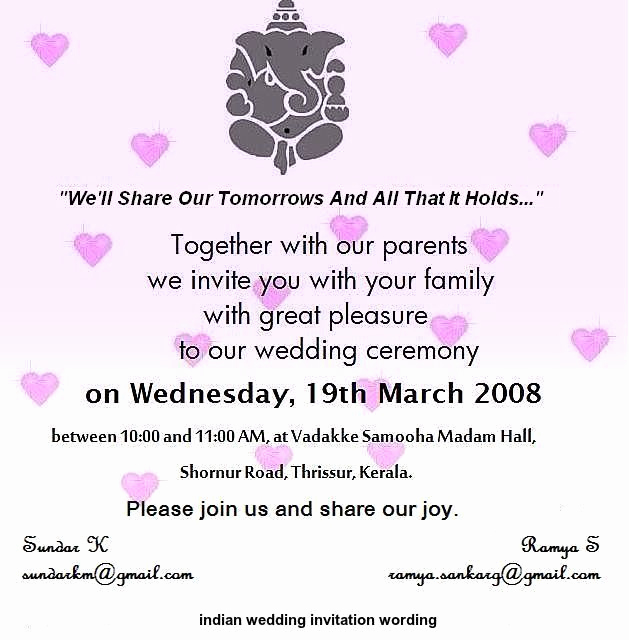 Indian Engagement Invitation Wording Inspirational Search for the Best Indian Wedding Invitation Wording Can