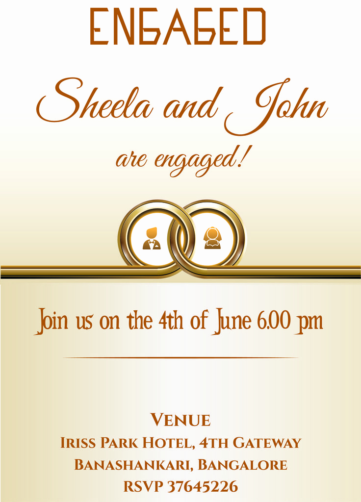 Indian Engagement Invitation Wording New 13 Best Images About Engagement Invitation Wordings On