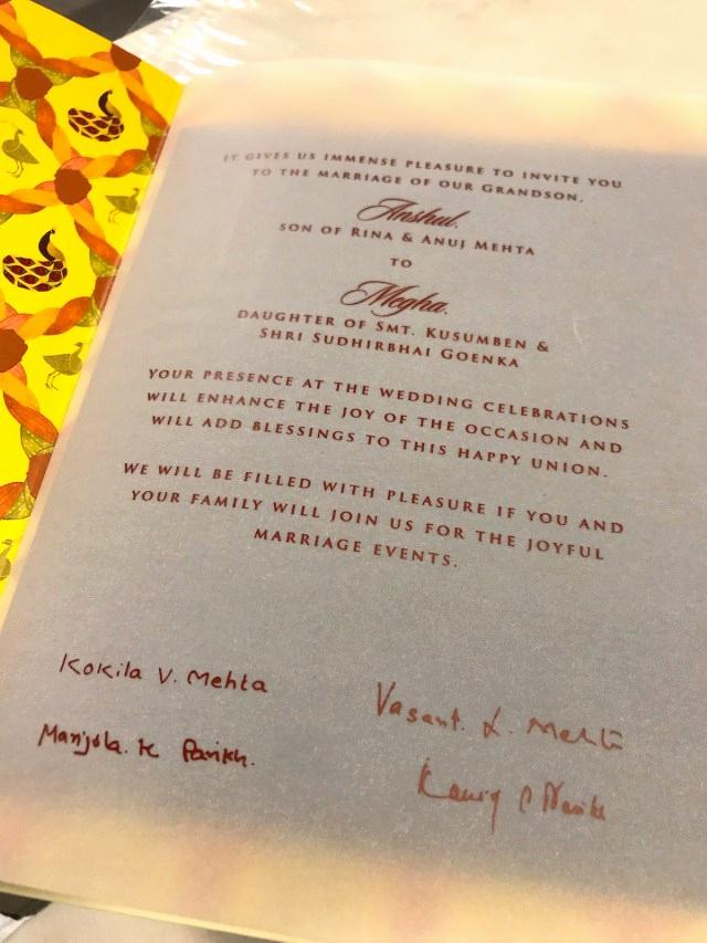 Indian Wedding Invitation Sample Awesome 27 Brilliant Of Hindu Wedding Invitations