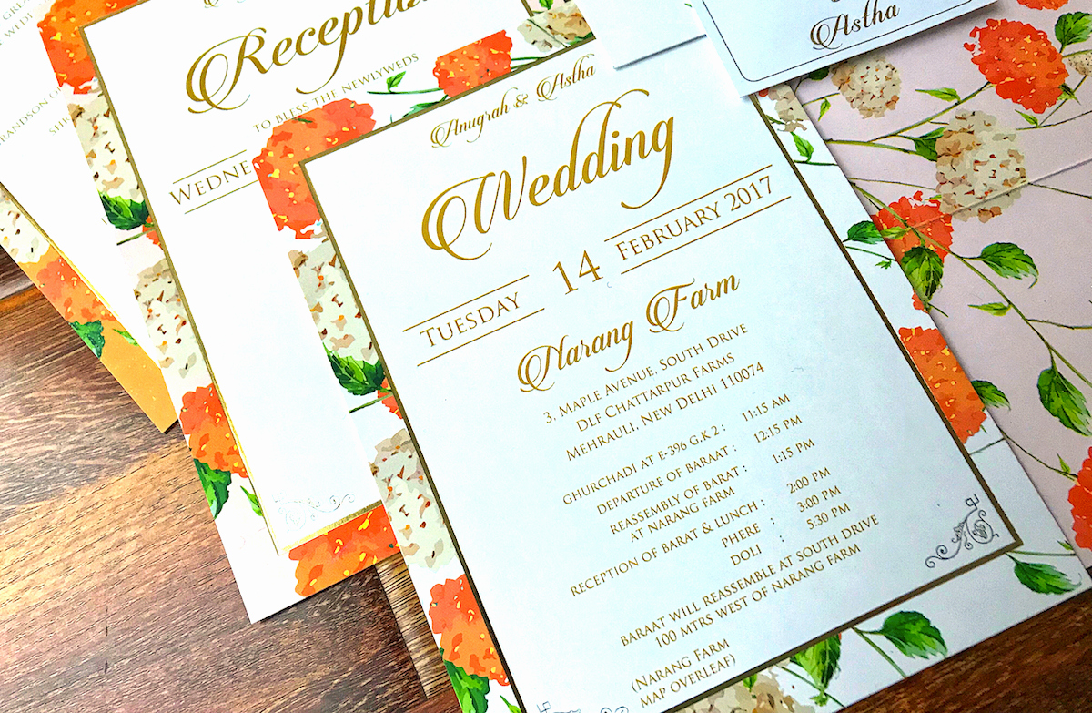 Indian Wedding Invitation Sample Best Of Indian Wedding Invitation Wording In English What to Say