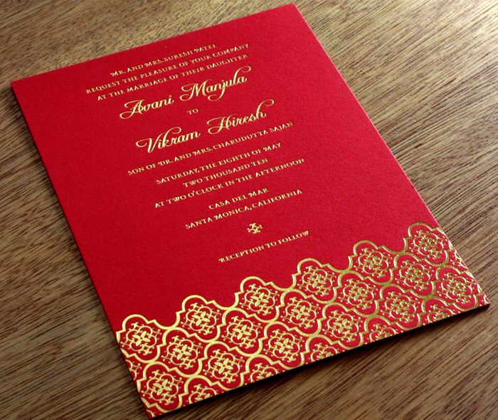 Indian Wedding Invitation Sample Lovely 30 Free Wedding Invitations Templates