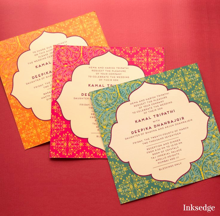Indian Wedding Invitation Templates Inspirational Best 25 Indian Wedding Cards Ideas On Pinterest