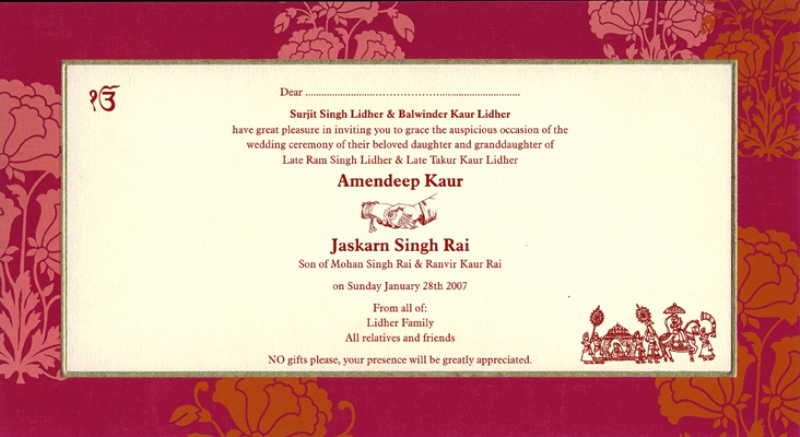 Indian Wedding Invitation Wording Unique 30 Indian Wedding Invitations Ideas Wohh Wedding