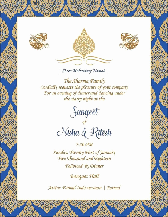 Indian Wedding Reception Invitation Wording New Wedding Invitation Wording Guideline You Must Check Out