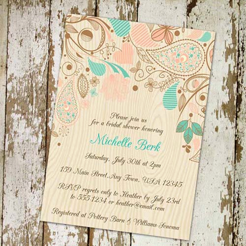 Inexpensive Bridal Shower Invitation Awesome top 6 Bridal Shower Brunch Ideas and Bridal Shower