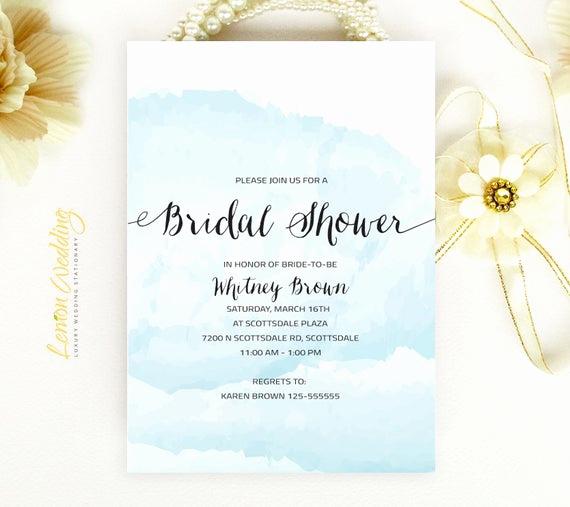 Inexpensive Bridal Shower Invitation Lovely Wedding Bridal Shower Invitations Cheap Beach Bridal Shower