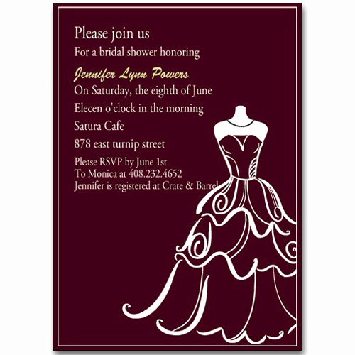 Inexpensive Bridal Shower Invitation Unique Bridal Shower Invitations at Elegant Wedding Invites