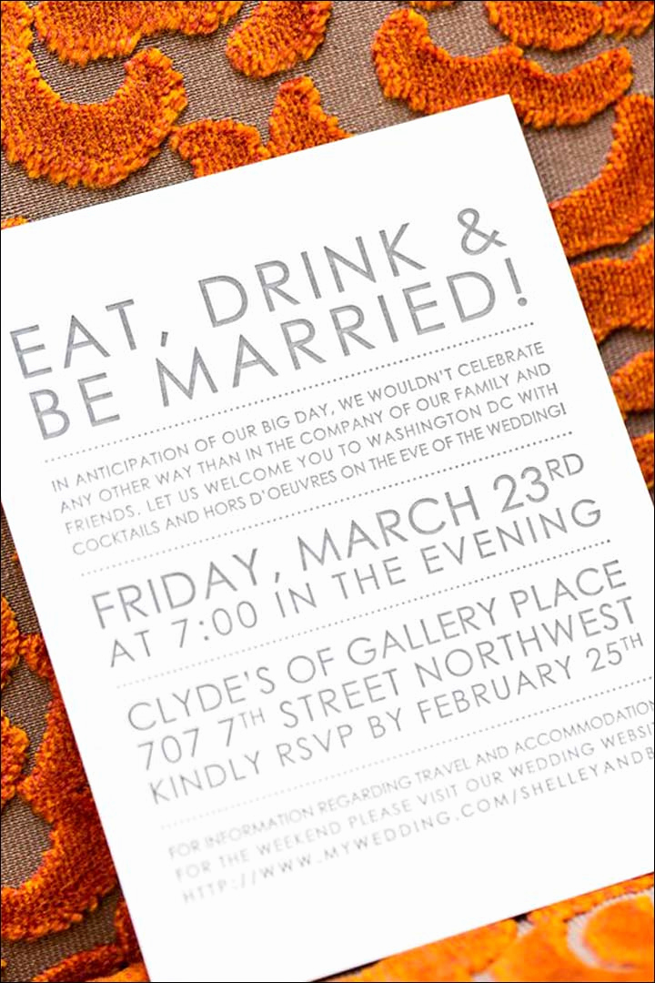 Informal Wedding Invitation Wording Elegant 10 Funny and Inspiring Informal Wedding Invitation Wordings