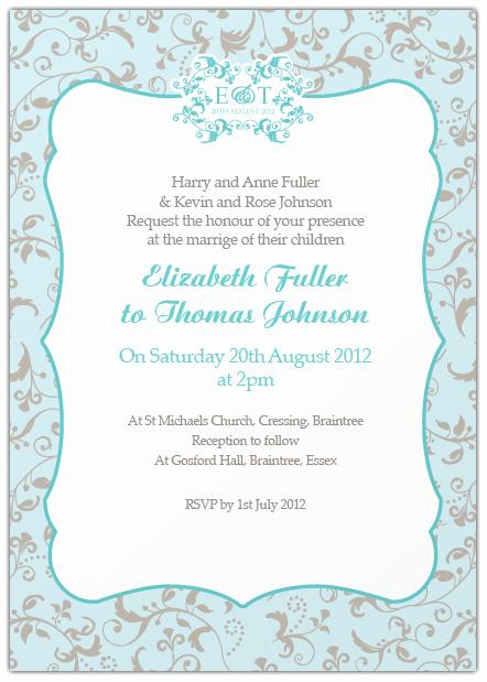 Informal Wedding Invitation Wording Unique Casual Wedding Invitation Wording