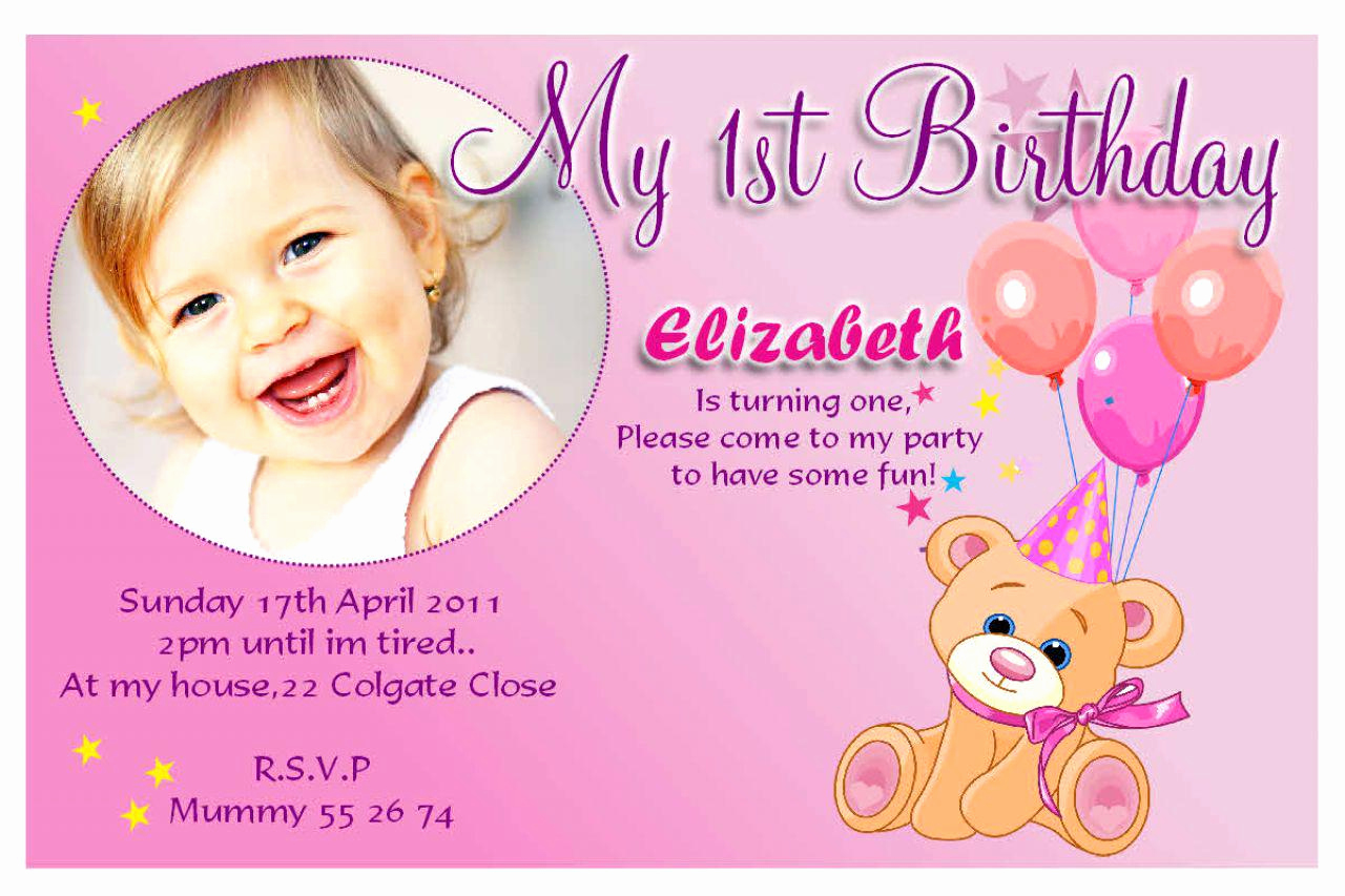 Invitation Card for Birthday Luxury 20 Birthday Invitations Cards – Sample Wording Printable