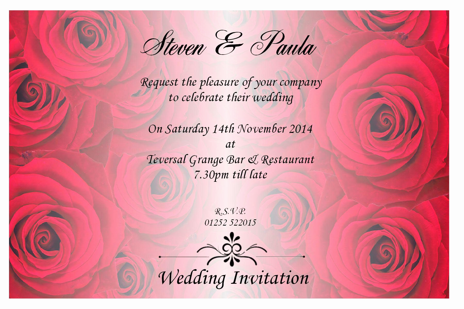 Invitation Card for Weddings Beautiful Romantic Marriage Invitation Quotes for Indian Wedding