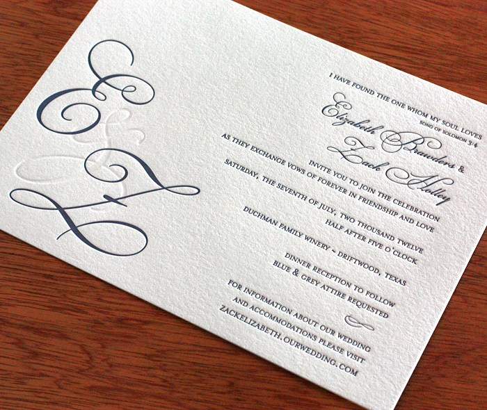 Invitation Dress Code Wording Awesome formal Romantic Wedding Invitation Gallery Driftwood