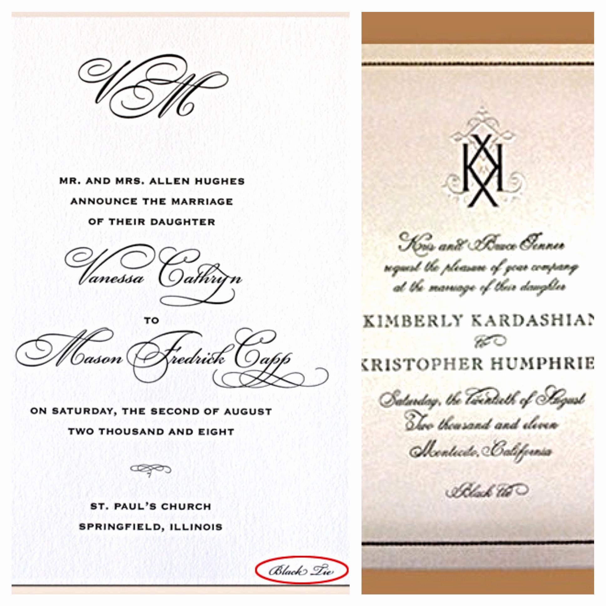 Invitation Dress Code Wording Beautiful Wedding Dress Codes Flair Boston