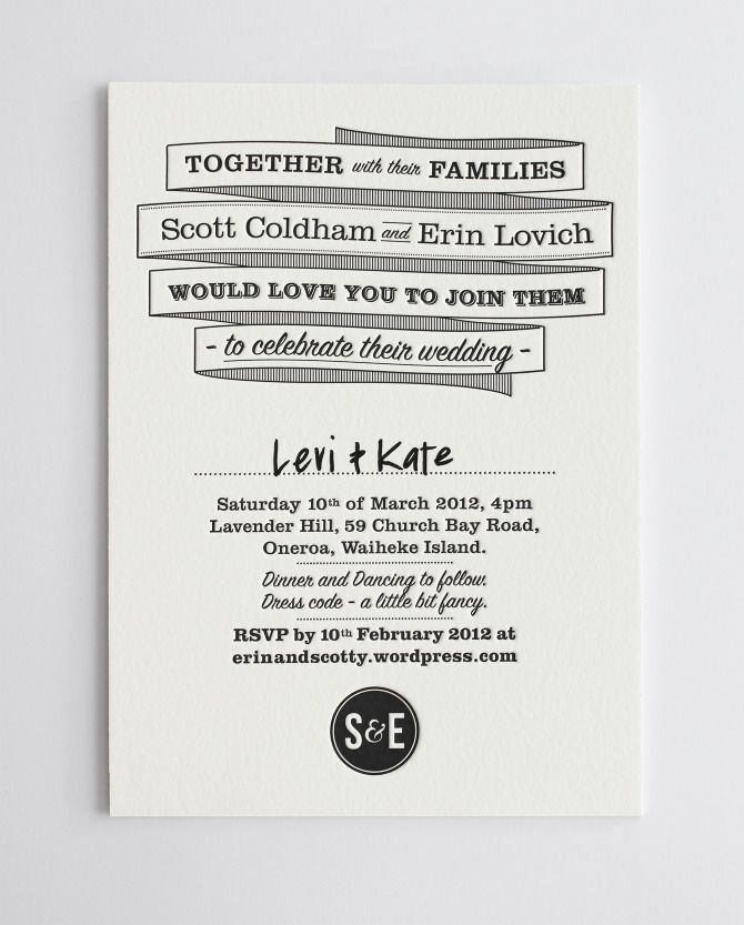 Invitation Dress Code Wording Luxury Wording Weddings Cottonwood Studio