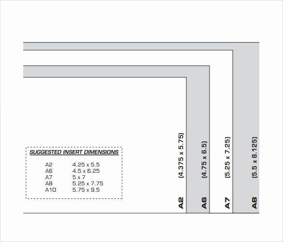Invitation Envelope Sizes Chart Inspirational Best 25 Envelope Size Chart Ideas On Pinterest