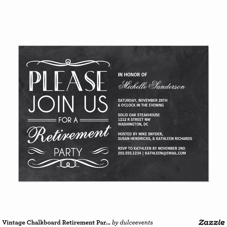 Invitation for Retirement Party Unique Best 25 Retirement Invitations Ideas On Pinterest