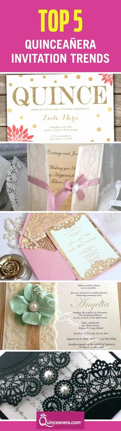 Invitation Ideas for Quinceanera Elegant 8 Pink Color Binations that Look Amazing