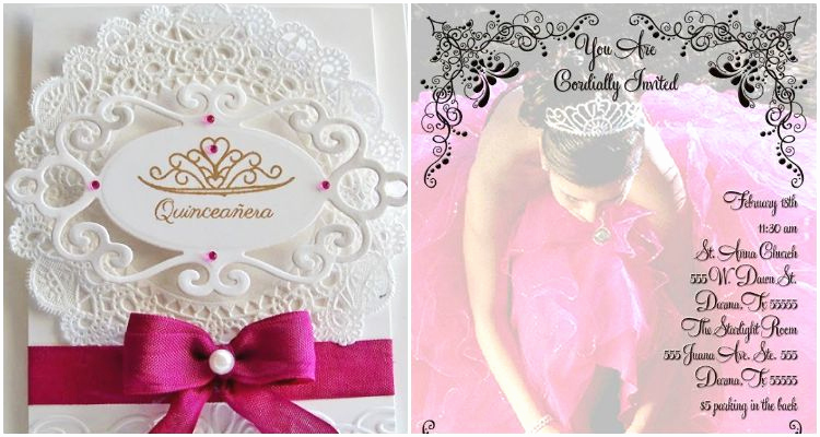 Invitation Ideas for Quinceanera Inspirational A Cheat Sheet for Your Quinceanera Invitation Wording