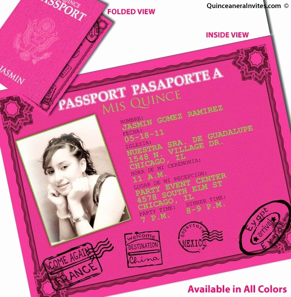 quinceanera invitations and save the dates